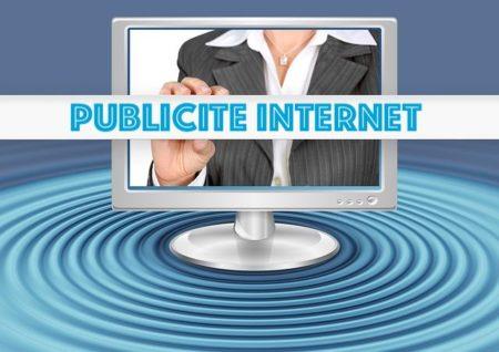 publicité internet